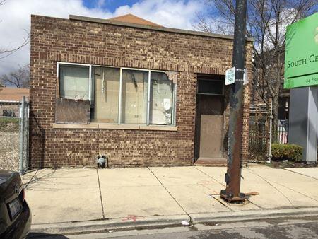 824 W. 35th St.  - Chicago