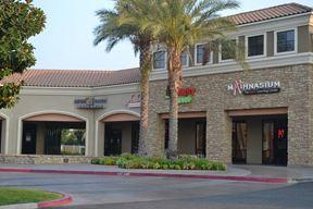 Montecito Plaza Shopping Center - Fresno