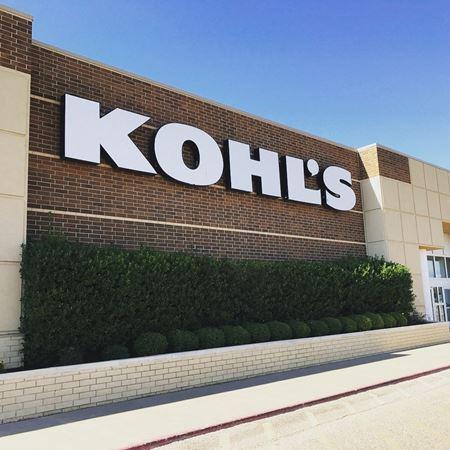 Kohl's Plaza - Lubbock