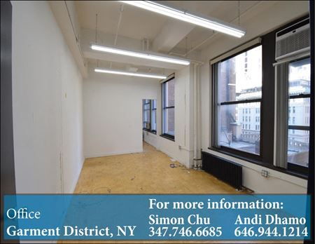 24/7 Access Office Space | Heart of Herald Square | No Broker Fee Space Photo Gallery 1