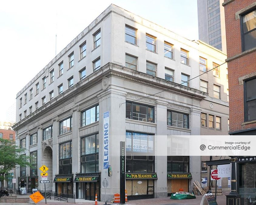 Commerce Building