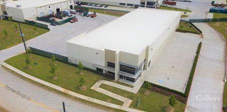 For Lease | Cypress Preserve Logistics Center Building 4 - Houston