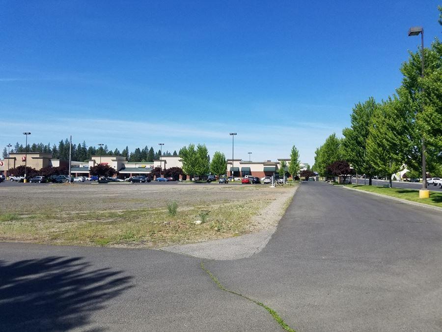 Cheney Plaza Pad Site
