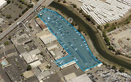 LAND  FOR LEASE - Oakland