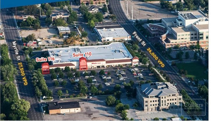 Retail Space for Lease in a Great Location