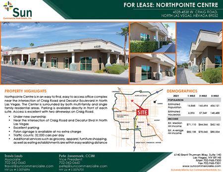 4528 West Craig Road - North Las Vegas