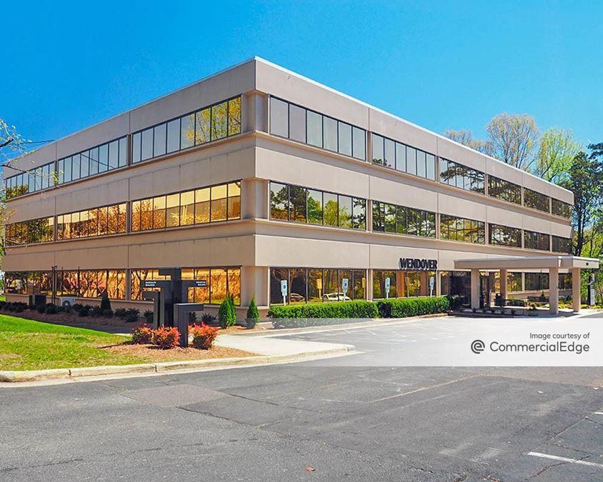 Randolph Medical Park - Randolph & Wendover Buildings
