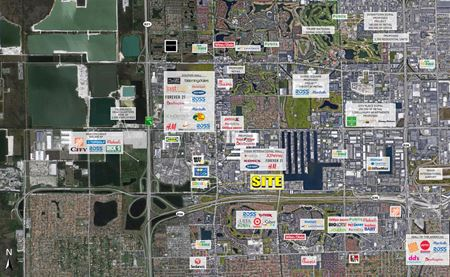 NW 107th Avenue & NW 12th Street - Doral