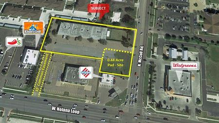 9,000 SF Office Space or Training Academy Space - McAllen