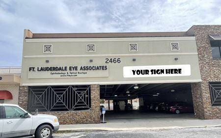 Fort Lauderdale Eye Associates Building - Fort Lauderdale