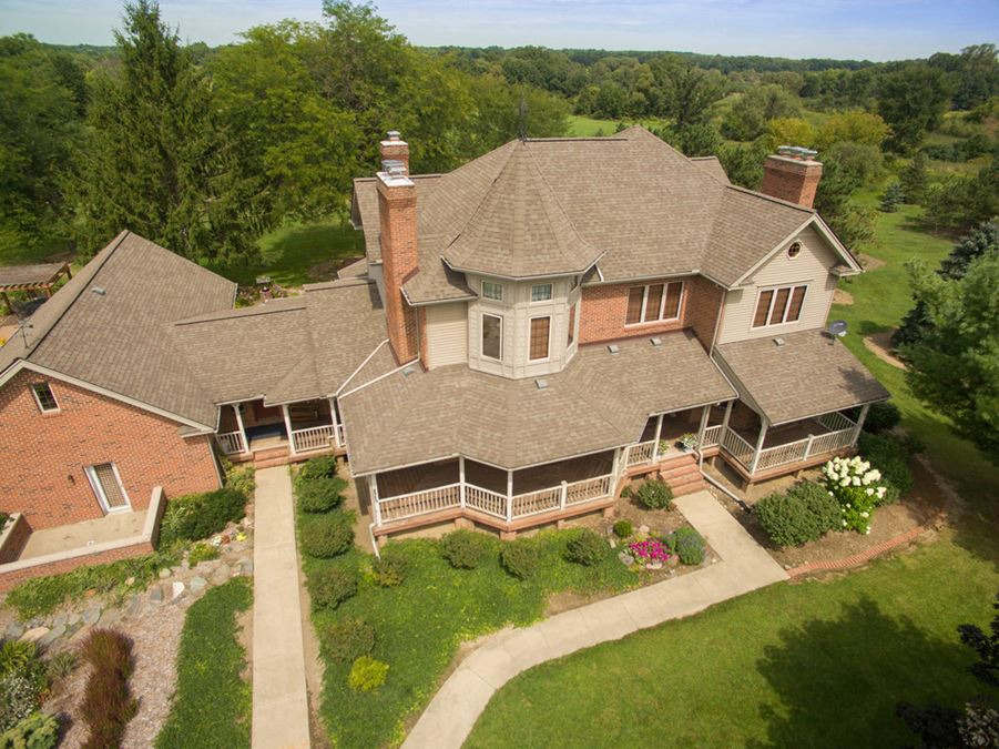 219 Acre Estate for Sale in Chelsea