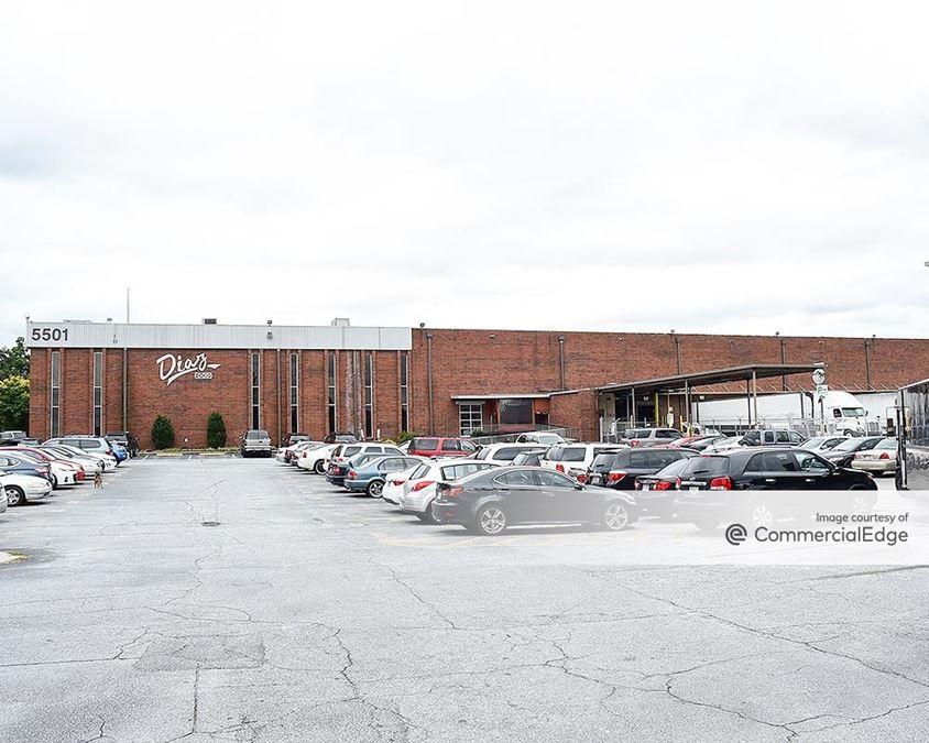 Diaz Foods Corporate Headquarters