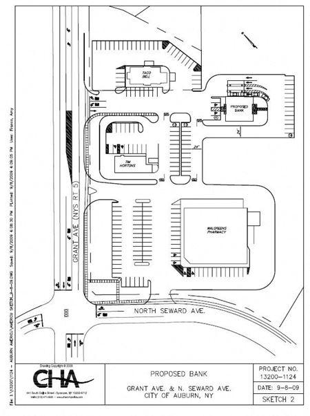 Corner of Grant Avenue and Seward - Auburn