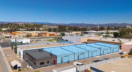 9,000 SF For Lease with Yard - Escondido