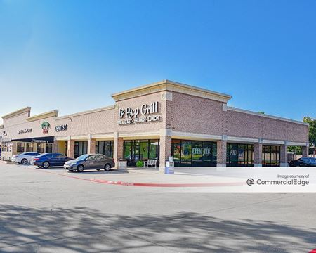 Midway Hills Shopping Center - Plano