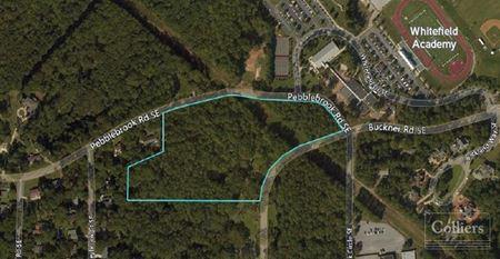 12.7 Acre Residential Development Site - Buckner Rd - Mableton