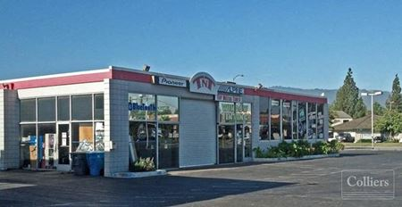 RETAIL SPACE FOR LEASE - Gilroy