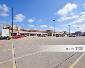 Mills Point Shopping Center - Carrollton