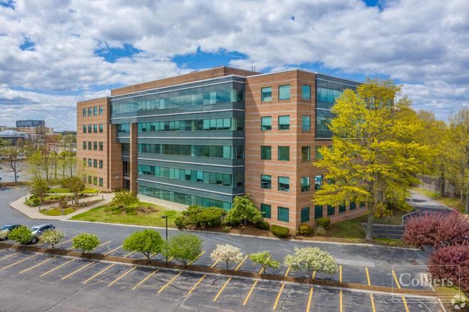 Class A Office Space for Lease in Natick