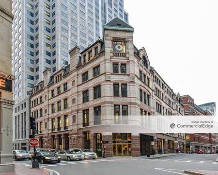 The Bedford Building - Boston