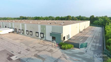 Industrial Sublease Available for Immediate Occupancy - Indianapolis