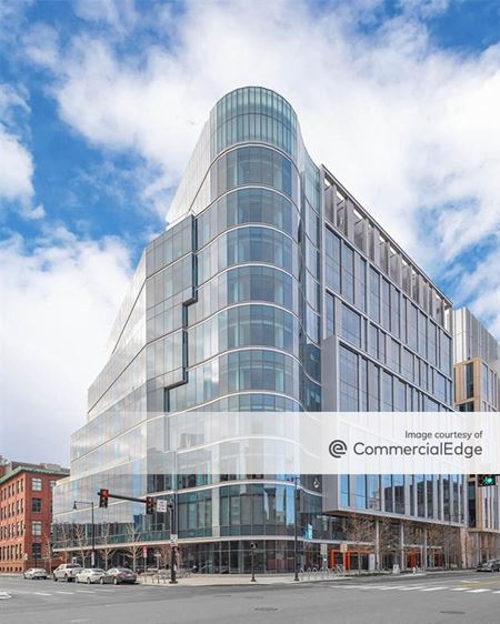 Alexandria Center at Kendall Square - 50 Binney Street - Cambridge