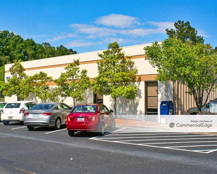 West Charleston Business Center