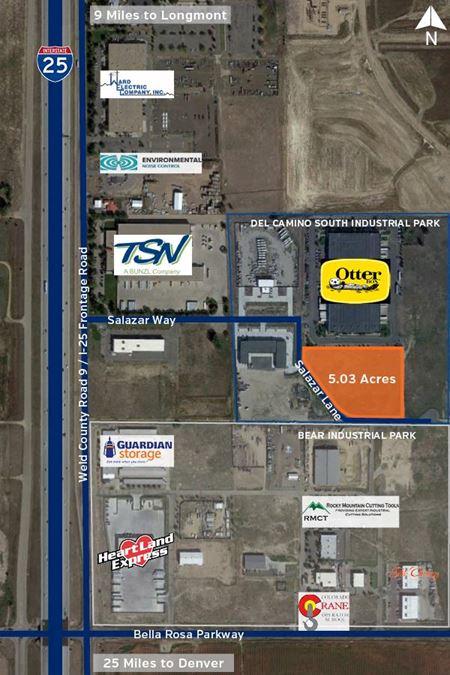 Del Camino South Industrial Park - Frederick