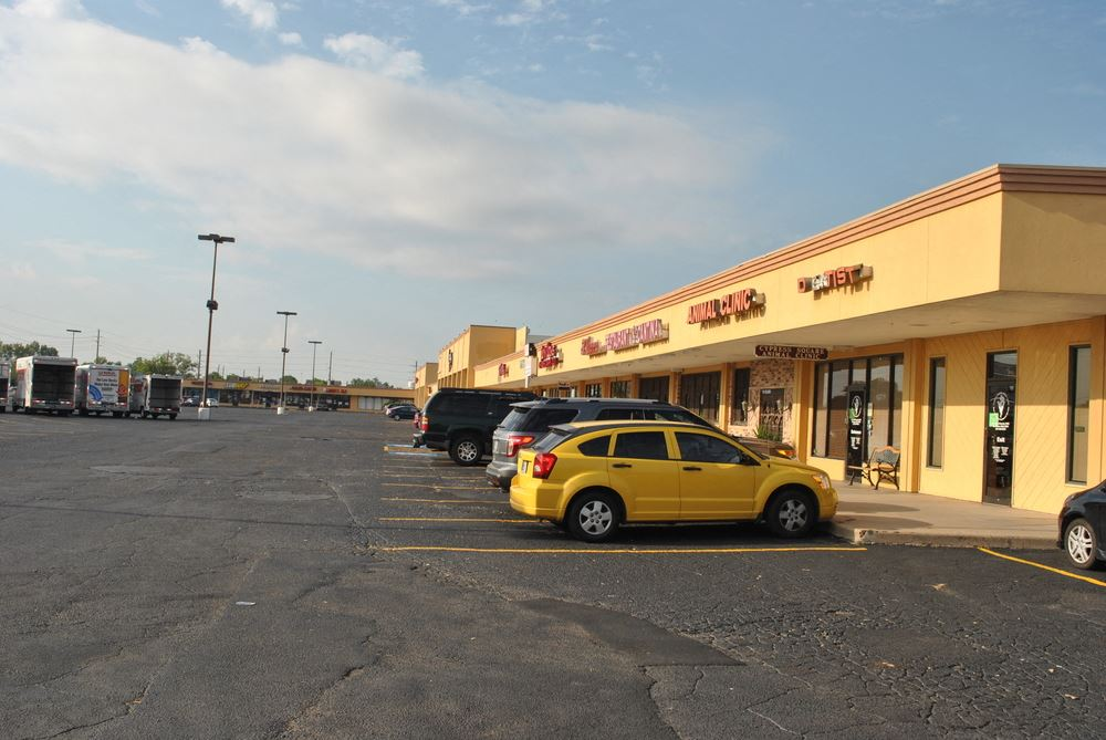 Cypress Square Shopping Center