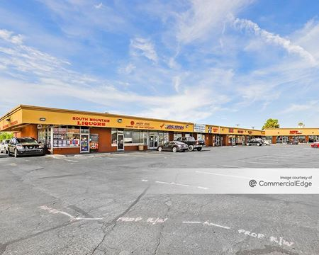 South Mountain Plaza - 1-33 West Baseline Road - Phoenix