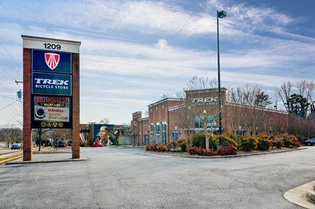 1209 Battleground Ave - Greensboro