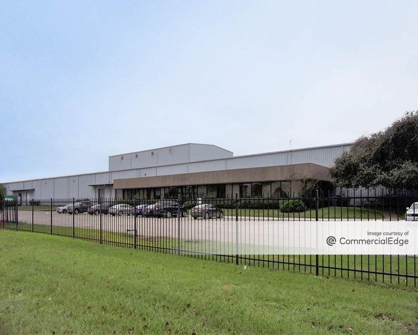 Baytown Intermodal Center - 4 Bldgs