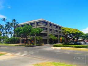 33 Lono Avenue | Kahului Office Building