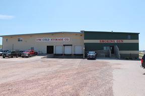 I-90 Cold Storage & Smoking Gun Indoor Range & Training Center - Rapid City