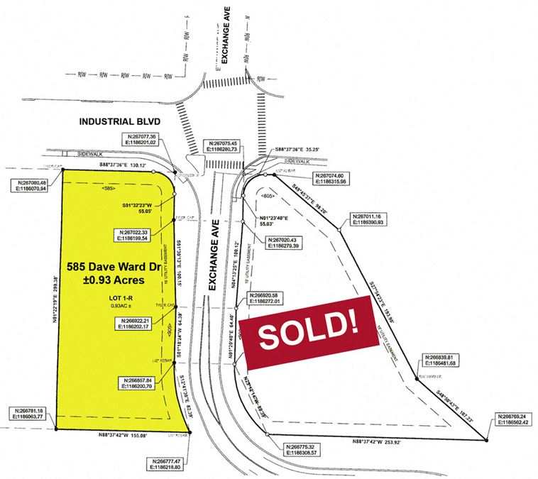 Retail Parcel in Conway