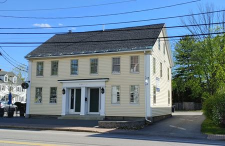 Downtown Office Space - Saco