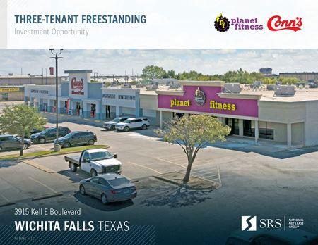 Wichita Falls, TX - Planet Fitness & Conn's - Wichita Falls