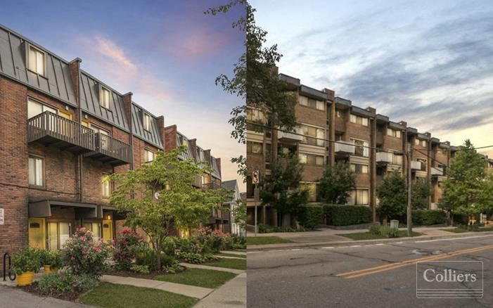 Portfolio of Campus Apartments for Sale