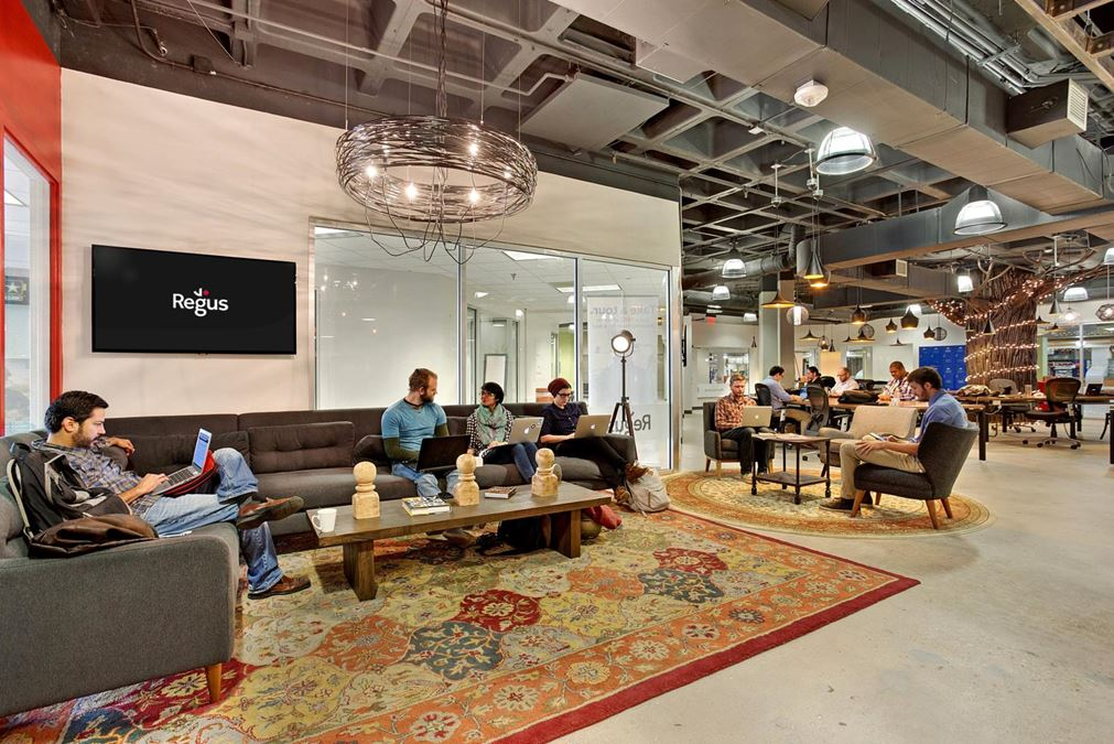 Regus | The Shops at Dobie