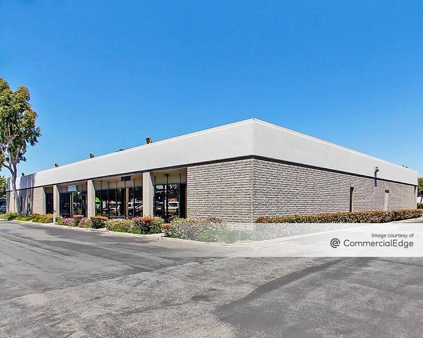 The Carson Commerce Center