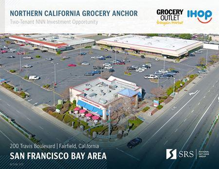 Fairfield, CA - IHOP & Grocery Outlet - Fairfield