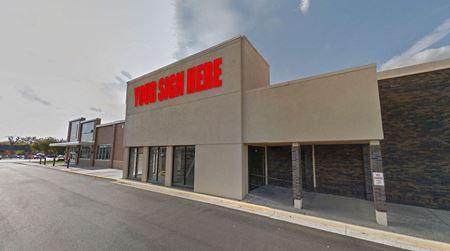 Crossroads Shopping Center - Roanoke
