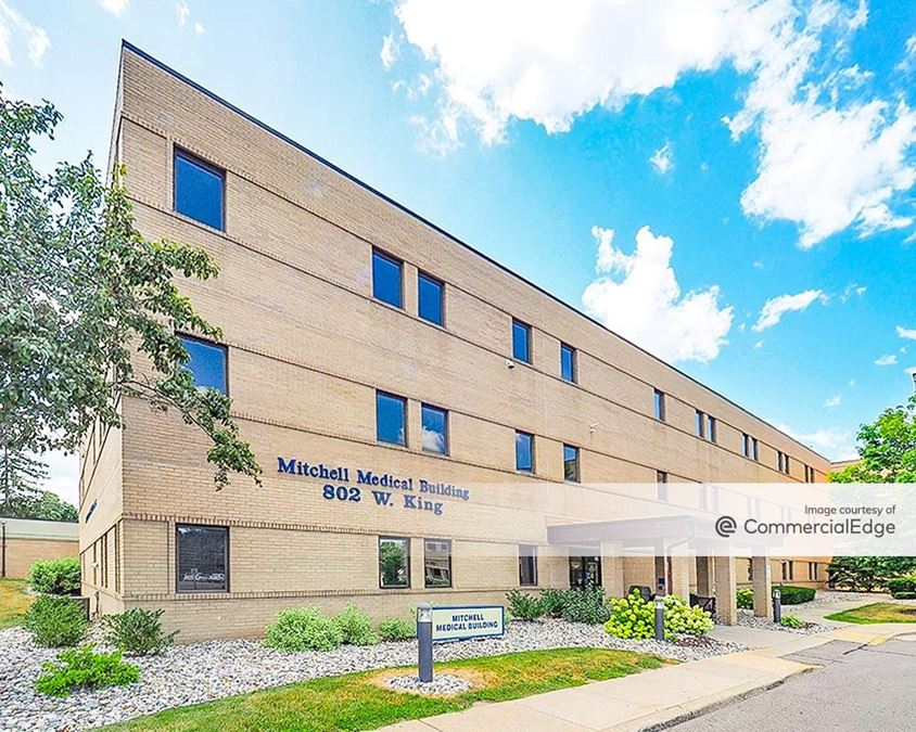 Memorial Healthcare Main Campus - Mitchell Medical Building
