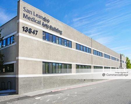 San Leandro Medical Arts Building - San Leandro