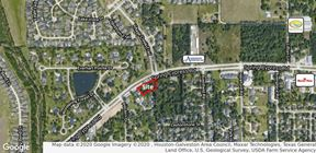 +/- 31,000 SF of Land  on Spring Cypress Build-To-Suit or Ground Lease