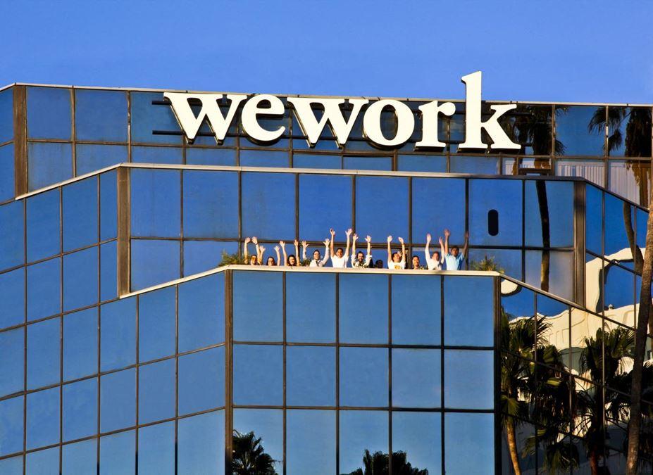 WeWork | 7083 Hollywood Blvd