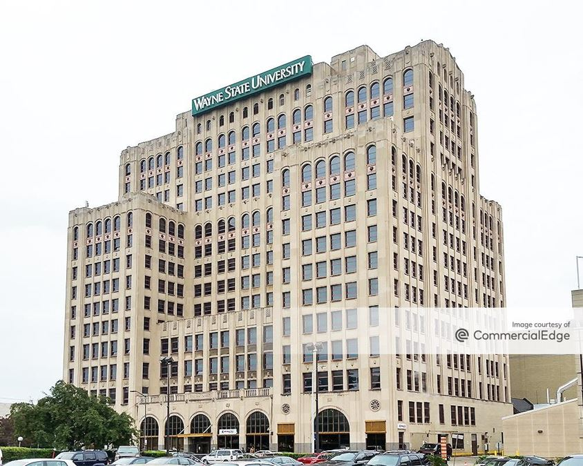 Maccabees Building