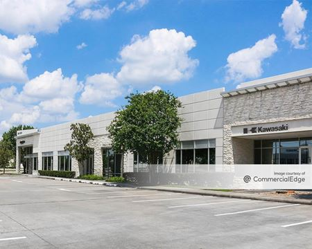 Legacy Center Business Park - 8825-8839 North Sam Houston Pkwy West - Houston