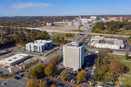 University Tower - Little Rock