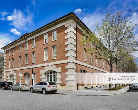 Navy Yard Plaza - Building 39 - Boston